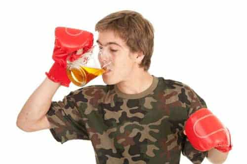 Is Alcohol Okay on Training Days?