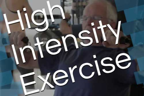 High Intensity Exercise in 20 Minutes